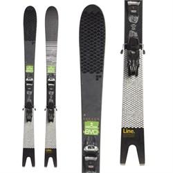 Line Sakana Skis + Marker Griffon 13 Demo Bindings  - Used