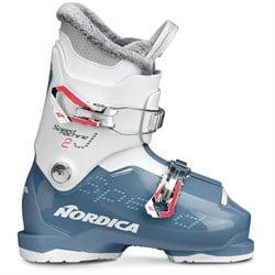 Nordica Speedmachine J 2 Alpine Ski Boots - Little Girls' 2022