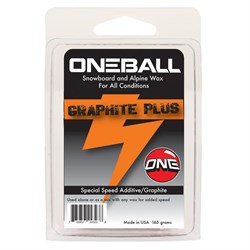 OneBall F-1 Graphite Snowboard Wax - All Temp