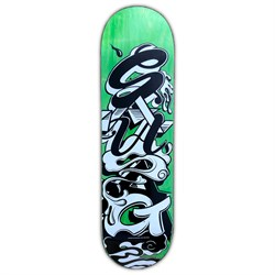 Sausage Illustration 8.5 Skateboard Deck