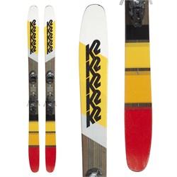 K2 Marksman Skis + Salomon Warden MNC 13 Bindings  - Used