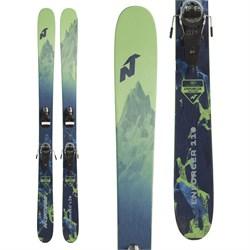 Nordica Enforcer 110 Skis + Look Pivot 14 Dual WTR Bindings