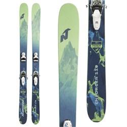 Nordica Enforcer 110 Skis + Look Pivot 18 Bindings  - Used