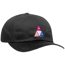 HUF Peak Logo CV 6 Panel Hat