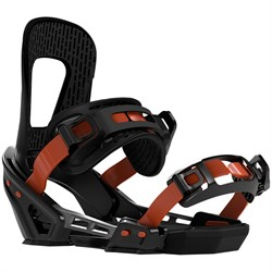 Switchback Smith Snowboard Bindings