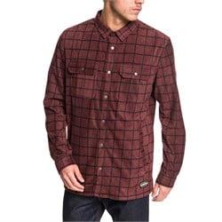 Quiksilver Surf Days Flannel Shirt