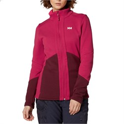 Helly Hansen EQ Black Midlayer Jacket - Women's