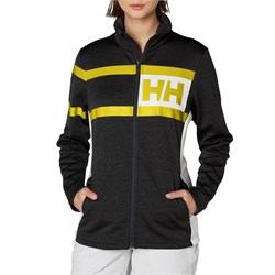 Helly Hansen Graphic Fleece Jacket - Women's