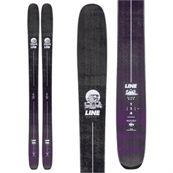 Line Skis Sick Day 114 Skis