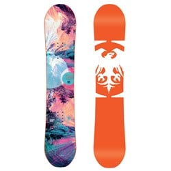 Never Summer Starlet Snowboard - Girls' 2020