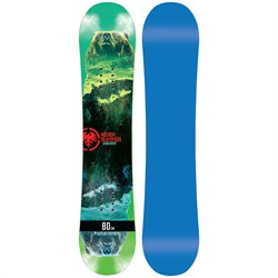 Never Summer Shredder Snowboard - Little Kids' 2020
