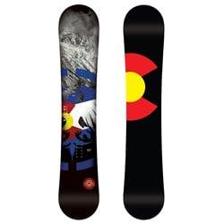 Never Summer Heritage X Snowboard 2020