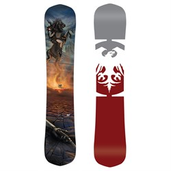 Never Summer Peacemaker Snowboard 2020