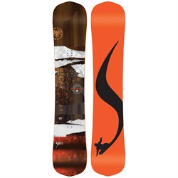 Never Summer Shaper Twin LT Snowboard