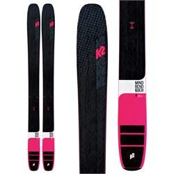 K2 Mindbender 115 C Alliance Skis - Women's 2020