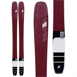 K2 Mindbender 106 C Alliance Skis - Women's  - Used
