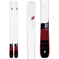 K2 Mindbender 90C Alliance Skis - Women's 2020