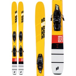 K2 Mindbender Jr Skis - Little Boys' 2020