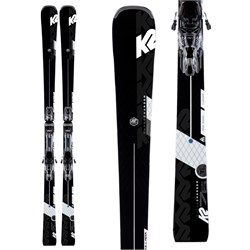 K2 Super Charger Skis + MXCell 12 TCx Bindings 2020