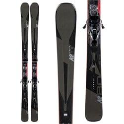 K2 Ikonic 80 Skis + M3 10 Compact Quikclik Bindings 2020