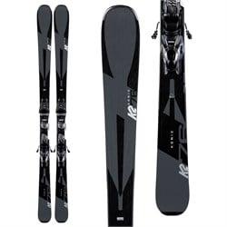 K2 Konic 76 Skis + M3 10 Compact Quikclik Bindings 2020
