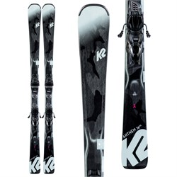 K2 Anthem 74 Skis ​+ ER3 10 Compact Quikclik Bindings - Women's 2020