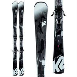 K2 Anthem 74 Skis + ER3 10 Compact Quikclik Bindings - Women's 2020