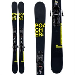 K2 Poacher Jr Skis ​+ 7.0 FDT Bindings - Boys' 2020