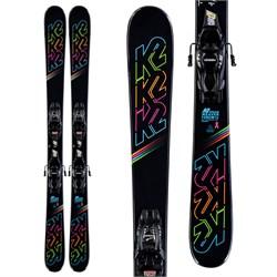K2 Dreamweaver Skis + 4.5 FDT Bindings - Little Girls' 2020