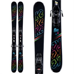 K2 Dreamweaver Skis ​+ 7.0 FDT Bindings - Girls' 2020