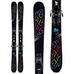 K2 Dreamweaver Skis + 7.0 FDT Bindings - Girls' 2020