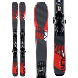 K2 Indy Skis ​+ FDT 4.5 Bindings - Little Boys' 2020