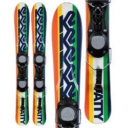 K2 Fatty Ski Blades 2020