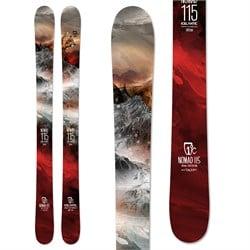 Icelantic Nomad 115 Skis 2020