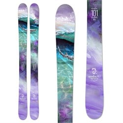 Icelantic Maiden 101 Skis - Women's 2020