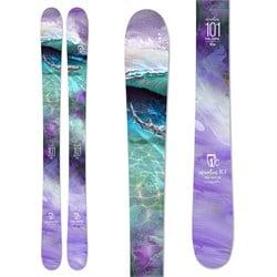 Icelantic Maiden 101 Skis - Women's 2020