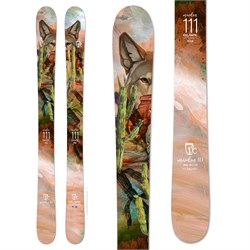 Icelantic Maiden 111 Skis - Women's 2020