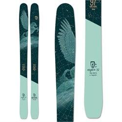 Icelantic Mystic 97 Skis - Women's 2020