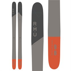 RMU Apostle 98 Wood Skis 2020
