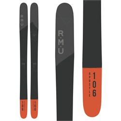 RMU Apostle 106 Wood Skis 2020