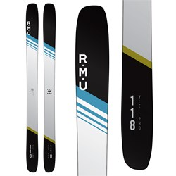 RMU YLE Pro 118 Skis  - Used