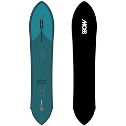 Moss Snowstick Wing Pin 54 Snowboard 2020