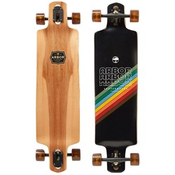 Arbor Dropcruiser Flagship Limited Longboard Complete