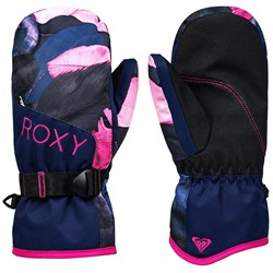 Roxy Jetty Mittens - Big Girls'