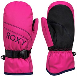 Roxy Jetty Solid Mittens - Big Girls'
