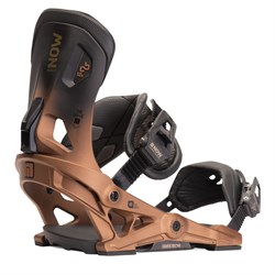 Now Drive Snowboard Bindings  - Used