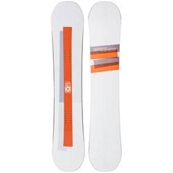 The Interior Plain Project Harrow Snowboard