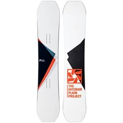 The Interior Plain Project Odessa Snowboard 2020