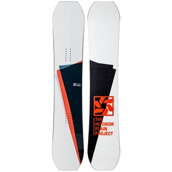 The Interior Plain Project Odessa Snowboard