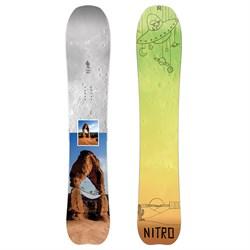 Nitro Mountain x Griff Snowboard 2020